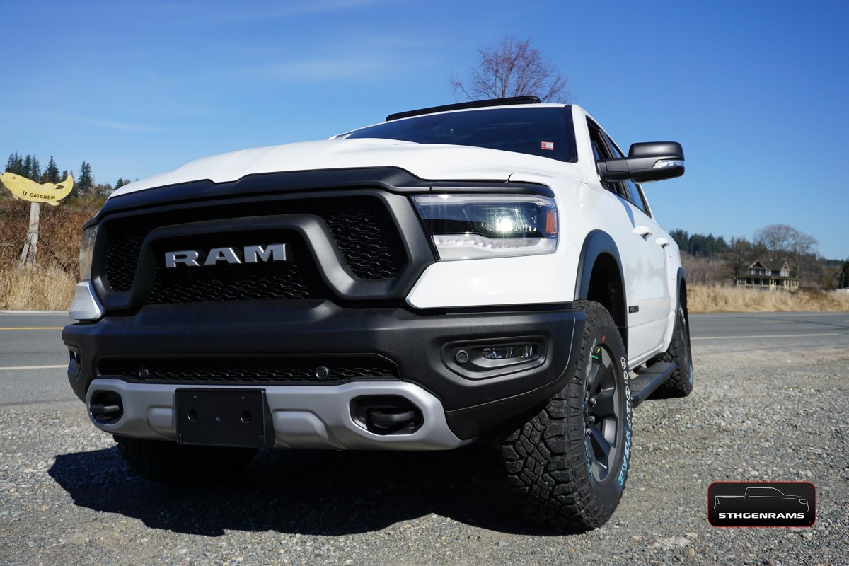 FIRST DRIVE: 2019 Ram 1500 Rebel 12A Package: